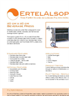 ErtrelAlsop - Model Bev Express - Brochure
