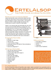 Diamond Series Plate Frame ErtelAlsop - Brochure