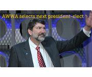 AWWA directors select Koontz as president-elect