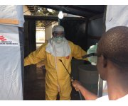 AWWA webinar focuses on Ebola risks, precautions for water and wastewater personnel