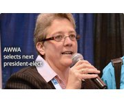 AWWA Board of Directors selects Jeanne Bennett-Bailey of Fairfax, Va. as president-elect