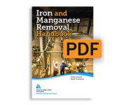 AWWA releases Iron and Manganese Removal Handbook, Second Edition