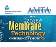 AMTA and AWWA announce awardees at this year`s Membrane Technology Conference