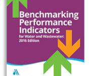 AWWA releases newest edition of Benchmarking Performance Indicators for Water and Wastewater