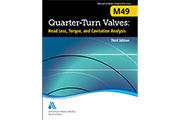 AWWA releases updated edition of M49 Quarter-Turn Valves