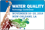2014 Water Quality Technology Conference & Exposition (WQTC)