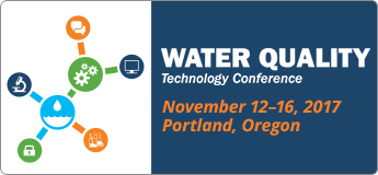 Water Quality Technology Conference® & Exposition