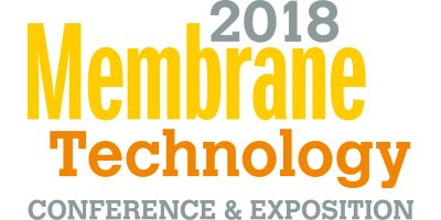 2018 Membrane Technology Conference & Exposition