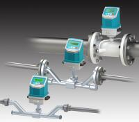 TSONIC - Model TUF-2000F2 - Fixed Integrated Inline Pipe Type Ultrasonic Water Flow Meter