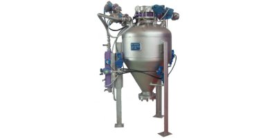 TPA Line - Dense Phase Pneumatic Conveying System