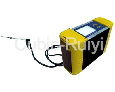 Cubic-Ruiyi - Model Gasboard 3400P - Portable Infrared Combustion Efficiency Analyzer
