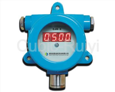 Cubic-Ruiyi - Model CRH Series - Gas transmitter / carbon dioxide / infrared / multi-use / concentration