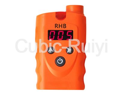 Cubic-Ruiyi - Model RHB Series  - Gas detector / carbon dioxide / infrared / with alarm