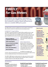 Gas Meters FIREFLY