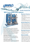 Marlo - Model MFS Series - Industrial Water Filtration Systems Brochure