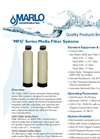Marlo - Model MFG Series - Commercial Water Filtration System Brochure
