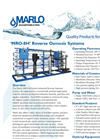 Marlo - Model MRO-8H Series - Reverse Osmosis Systems- Brochure
