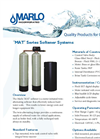 Marlo - Model MAT Series - Commercial Water Softeners Brochure
