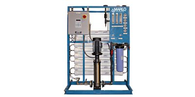 Marlo - Model MRO-4H Series - Commercial Reverse Osmosis Systems