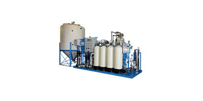 Marlo - Laboratory Water Systems (LWS)