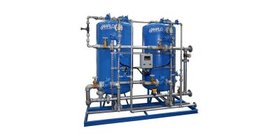 Marlo - Model MR Series - Commercial Water Softening Systems