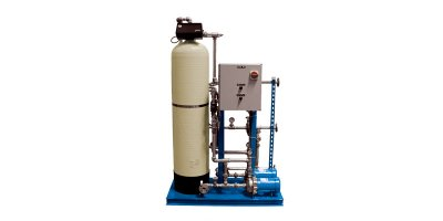 Marlo - Model MFG Series - Commercial Water Filtration System