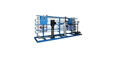 Marlo - Model MRO-8H Series - Reverse Osmosis Systems