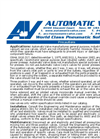 Automatic - Installations Services - Brochure