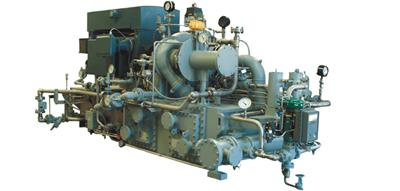 FS Elliott - Model PAP Plus A1 - Two and Three Stage Engineered Air Compressors