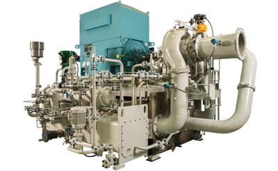 FS Elliott - Model PAP Plus CH - Two and Three Stage Engineered Air Compressors