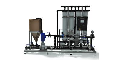 Packaged Ultra Filtration Plants (UF)