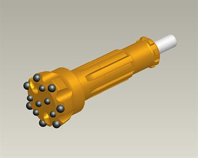 Model ZRQ115C1-DHD340 - High Pressure DTH Drill Bit