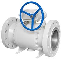 Model DW BV-5 Hits: 39 - ASTM A105N - Ball Valve, PN20, DN350, Flanged