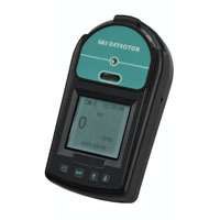 Oceanus - Model OC-904 - Portable Carbon Dioxide(CO2) gas detector with diffusion sampling