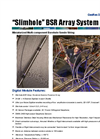 Borehole Seismic Receiver Array Sensor Brochure