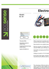 Accsense - Model EC-3V - Single and Three Phase Voltage Logger Brochure