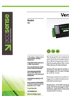 VersaLog - Model VL-TC - Temperature Data Logger Brochure