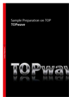 TOPwave - Sample Preparation System Brochure