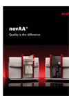 novAA 350 Series - Automated Flame System Brochure