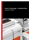 multi EA 5000 - Micro-Elemental Analyser Brochure
