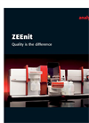 ZEEnit - Quality is The Difference - Brochure