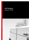 multi X - 2500 AOX/TOX Analyzer Brochure
