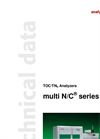 Technical Data multi N/C Series