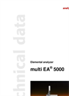 Technical Data EA5000