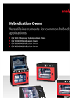 Analytik Jena - Model OV 500 - Minidizer Hybridization Oven - Brochure