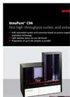 InnuPure C96 Fast and Fully Automated Nucleic Acid Extraction System - Brochure