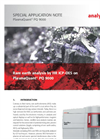 Rare earth analysis by HR ICP-OES on PlasmaQuant PQ 9000 - Special Application Note