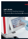 SELMA - Model CyBi - Semi-Automated Electronic Pipetting System Brochure