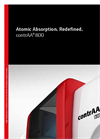 contrAA Series — Atomic Absorption Spectrometer Brochure
