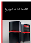 qTOWER³ Real-Time PCR Thermal Cycler Brochure